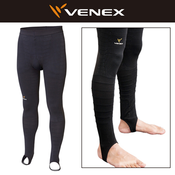 VENEX(ベネクス)Recharge Pro(リチャージプロ)ロングタイツ メンズ(6422)アンダーウエア