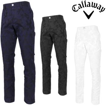 【【最大3000円OFFクーポン】】Callaway GOLF キャロウェイゴルフ 2019春夏モデル ロングパンツ 241-9120506 【あす楽対応】