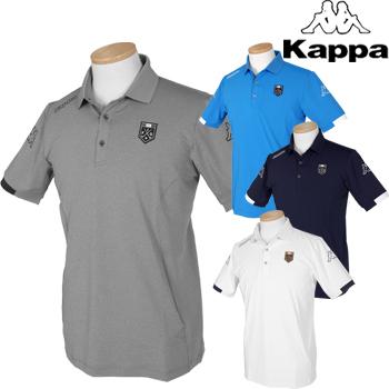 【【最大3000円OFFクーポン】】KAPPA GOLF カッパゴルフ 2019春夏モデル 半袖シャツ KG912SS22 ビッグサイズ(XO) 【あす楽対応】