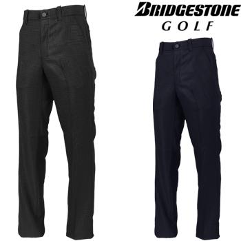 BridgestoneGolf ブリヂストンゴルフ TOUR B 秋冬ウエア ストレートドレスパンツ KGM03K 【あす楽対応】