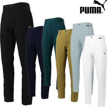 PUMAGOLF プーマゴルフ 2019秋冬モデルウエア ジェネラルテーパードパンツ 923910 【あす楽対応】