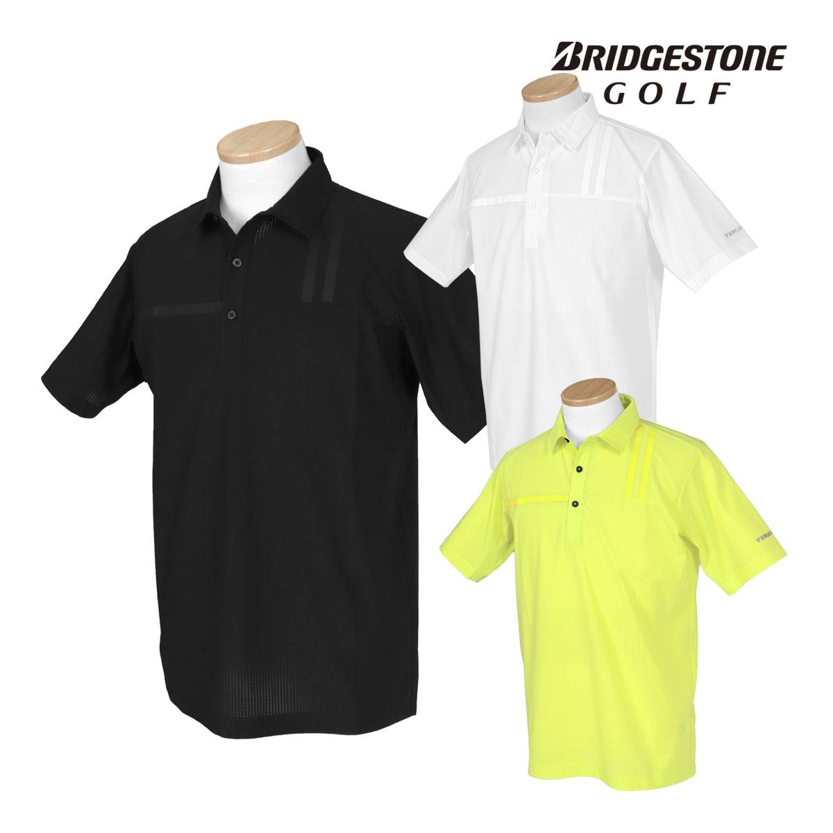 サイズがあえばラッキー BridgestoneGolf ブリヂストンゴルフ TOUR B 3GN01A 半袖シャツ 春夏ウエア あす楽対応 物品 高級品