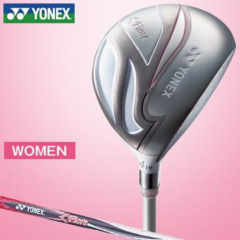 YONEX(ヨネックス)日本正規品Fiore(フィオーレ)レディスフェアウェイウッドFR500カーボンシャフト