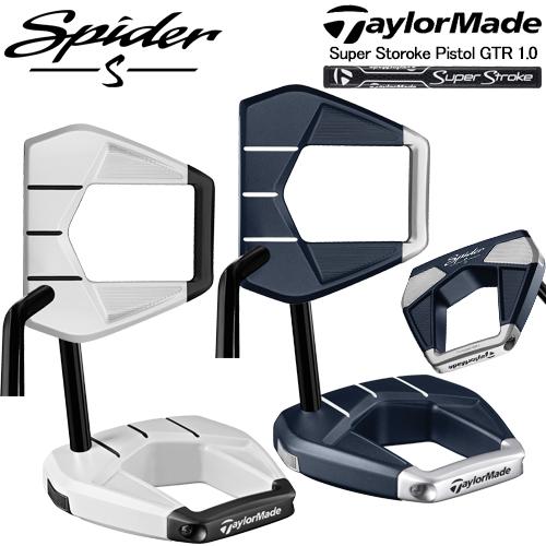 トッププロとともに世界中のツアーで活躍してきた人気の「Spider」により高い安定性を兼ね備えたニューデザイン誕生!即日出荷 2020年モデル日本正規品35%OFF!テーラーメイドスパイダー エス パター「Taylor Made Spider S」 - thefandomentals.com