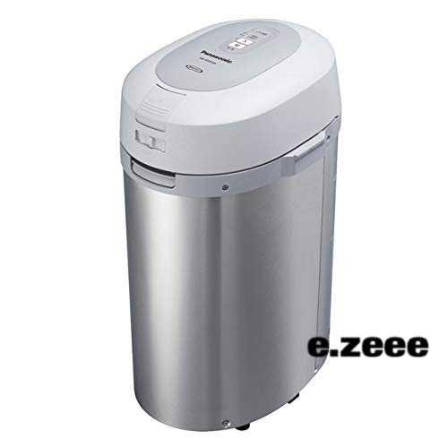 パナソニック 家庭用生ごみ処理機 温風乾燥式 6L 入手困難 サービス シルバー MS-N53XD-S