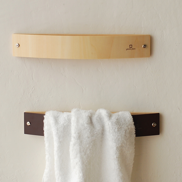 Yamato Industrial Arts /TOWEL HOLDER / Wooden Towel Holder / Wall Hangings /