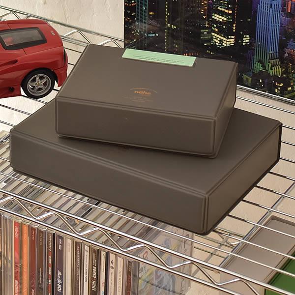 用超过3240日元订货的收藏箱HIGHTIDE归档箱S(nee)EB020影集箱保存箱照片保存影集收藏箱归档箱小袋子尺寸收藏整理整顿乙烯树脂乐天249092