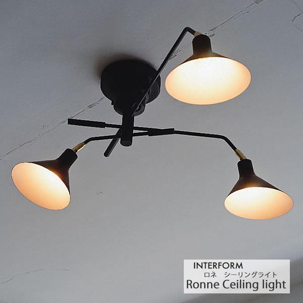 シーリングライト 照明 ロネ Ronne 249092