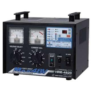 【新発売】デンゲン 多連結充電器 HRE-4820【代金引換不可】