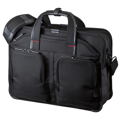 【月間優良ショップ選出】[SB]サンワサプライ エグゼクティブビジネスバッグPRO(ダブル) BAG-EXE8
