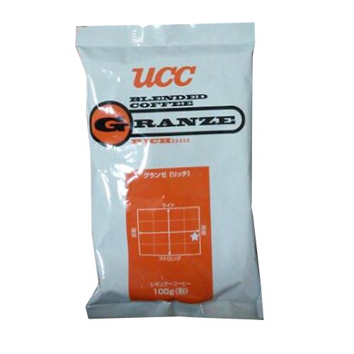 [ポイント10倍][SB]UCC上島珈琲 UCCグランゼリッチ(粉)AP100g 50袋入り UCC301195000