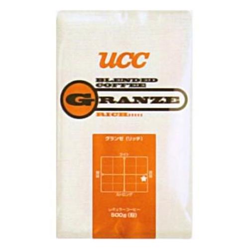 [ポイント10倍][SB]UCC上島珈琲 UCCグランゼリッチ(豆)AP500g 12袋入り UCC301204000