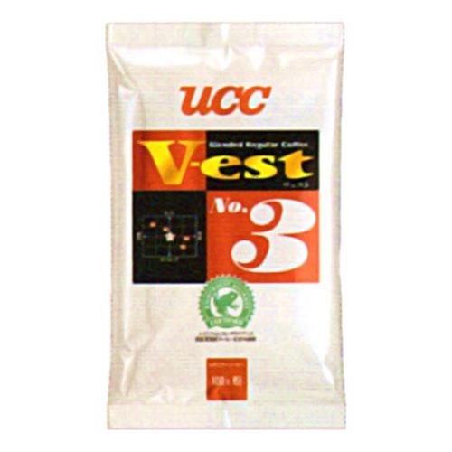[ポイント10倍][SB]UCC上島珈琲 UCCヴェストNO.3RA(粉)AP100g 50袋入り UCC301112000
