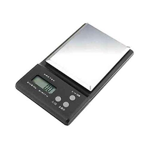 【月間優良ショップ選出】[SB]DRETEC キッチンスケール 0.1g単位で計測 デジタル ポケットスケール300 はかり PS-030BK