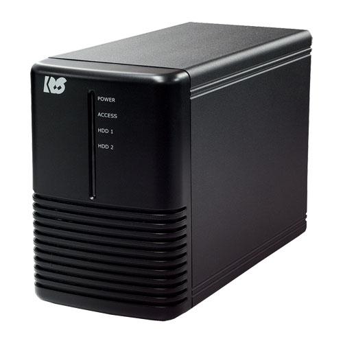 [ポイント10倍][SB]ラトックシステム USB3.0 RAIDケース (HDD2台用) RS-EC32-U3RX