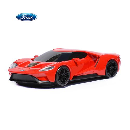 [ポイント10倍][SB]LANDMICE カーマウス フォードGT レッド 無線マウス Ford-GT-RE
