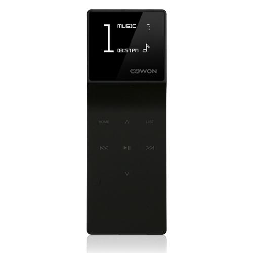 [ポイント10倍][SB]COWON MP3 プレーヤー ブラック 16GB E3-16G-BK