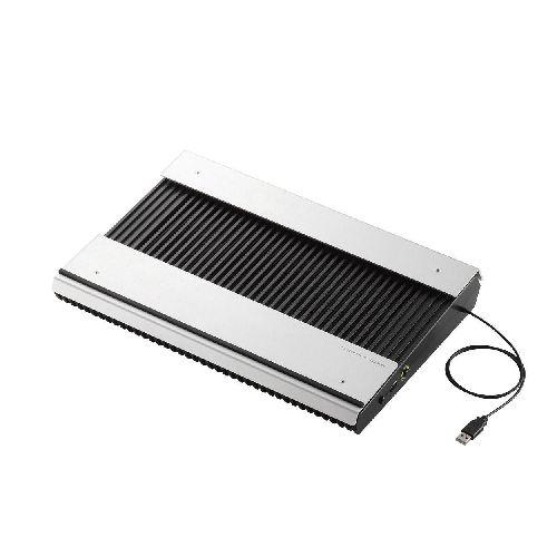 [ポイント10倍][ELECOM(エレコム)] ノートPC用クーラー(高耐久性×極冷) SX-CL23LBK?SXCL23LBK