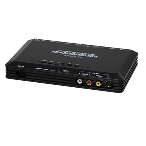 [ポイント10倍][ラッキーシール対応]アナログ映像をHDMI/DVI(デジタル)に変換できる!FRAMEMEISTER N(フレームマイスター)XRGB-mini アップスケーラー・ユニットDP3913547