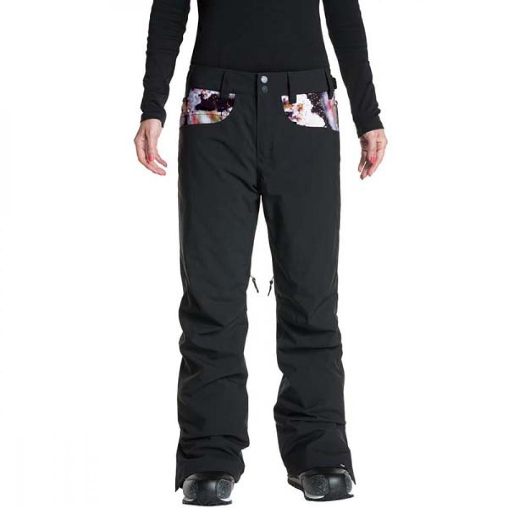 ROXYロキシー スキーウェア 【M/MIKA NINAGAWA X SYMBOL SKI PANTS:KVD2】 ERJTP03072 シンボルスキーパンツ レディースウェア スキーパンツ 蜷川実花 にながわみか