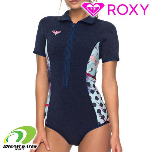 ROXY ロキシー ウェットスーツ【2/2 POPSURF FZ SS BIKINI SPRING】ショートスリーブ ビキニスーツ レディース 女性用