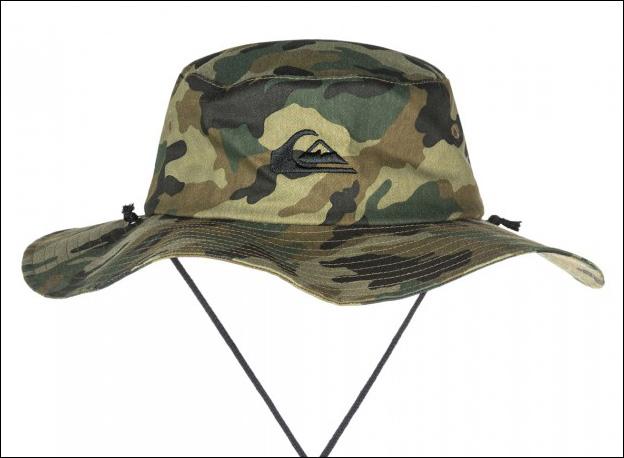 37e09913bed6f DREAM GATES SPORTS  Quiksilver (quick silver) safari hat surf hat ...