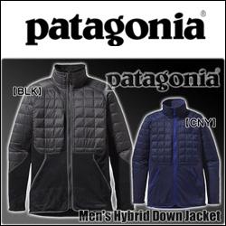 [30%OFF][日本正規取扱品]Patagonia[パタゴニア]【Men's Hybrid Down Jacket】【M】【L】サイズのみ!!【31300】ハイブリッドダウンジャケット