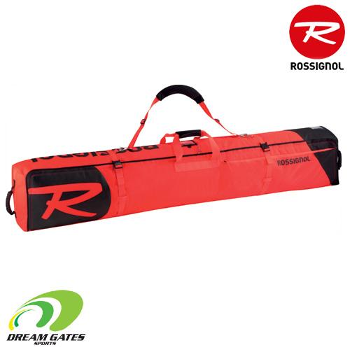 Rossignol[ロシニョール]【18/19・HERO SKI WHEELED 2/3P 200】ウィール付三台収納可能な大型スキーケース