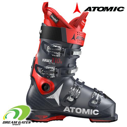 ATOMIC[アトミック]【18/19・HAWX ULTRA 110S】最軽量のスキーブーツを目指したホークウルトラシリーズ「ホーク ウルトラ110S」[AE5018340]