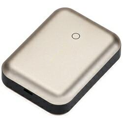 6 000mAh 急速充電可能な モバイルバッテリー バッテリー 充電器 通販 フューチャモバイル Just 在庫あり アルミ製モバイルバッテリー Mobile JTM-BY-000020 Aluminum 今季も再入荷 ゴールド Gum++