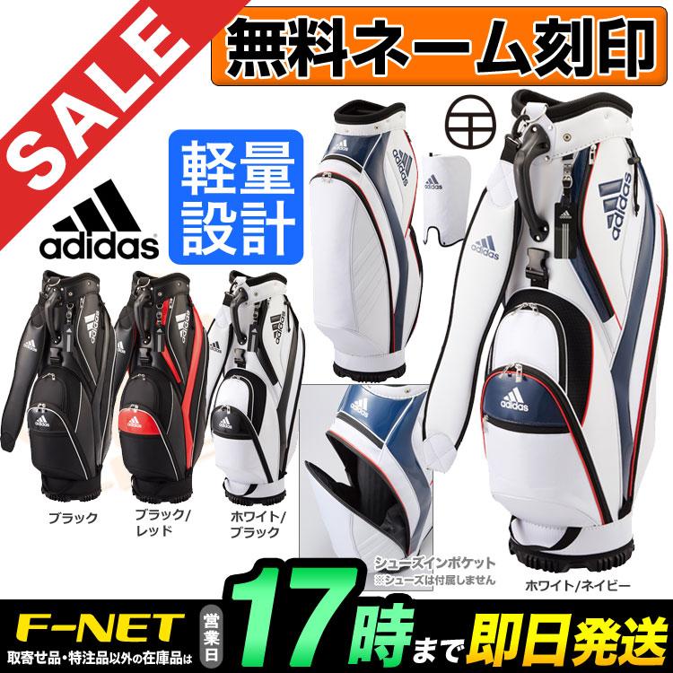 adidas アディダス ゴルフ AWR92 キャディバッグ 4
