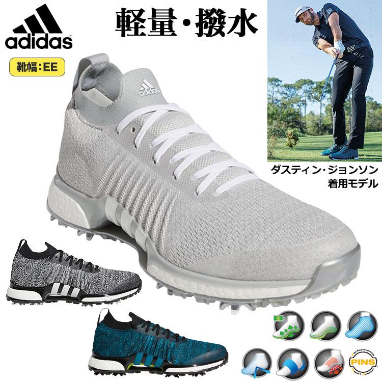 アディダス ゴルフシューズ DBE66 TOUR360 ツアー360 XT プライムニット (メンズ)