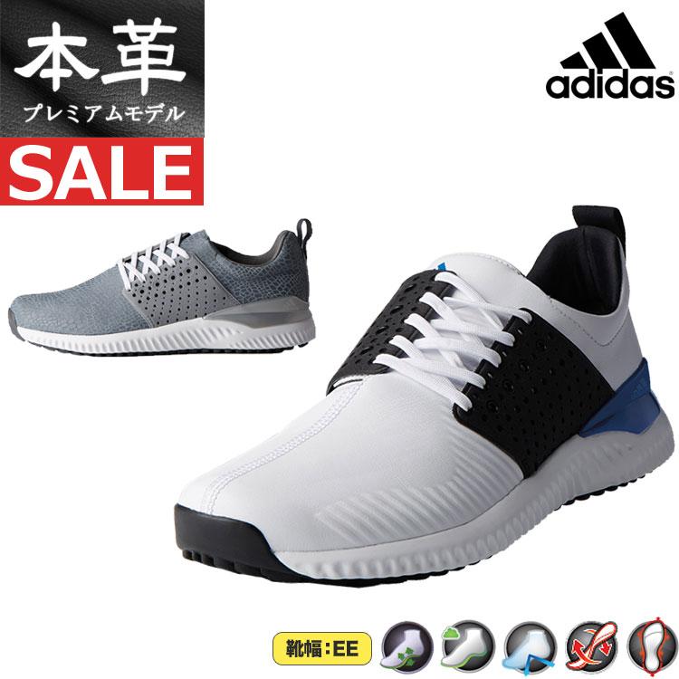 日本正規品2018年 新作 adidas アディダス ゴルフシューズ WI995 adicross bounce (Leather) / アディクロス バウンス (レザー) (メンズ)