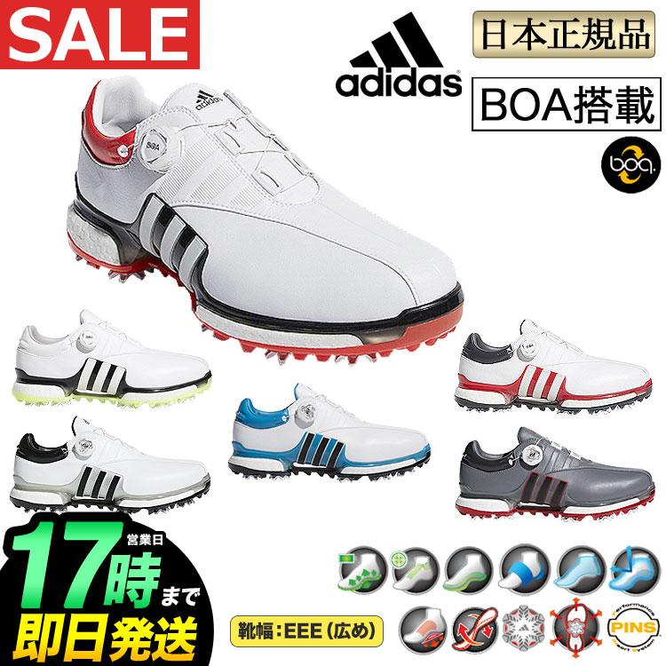日本正規品adidas アディダス ゴルフシューズ WI975 TOUR360 EQT Boa / ツアー360 EQT ボア (メンズ)