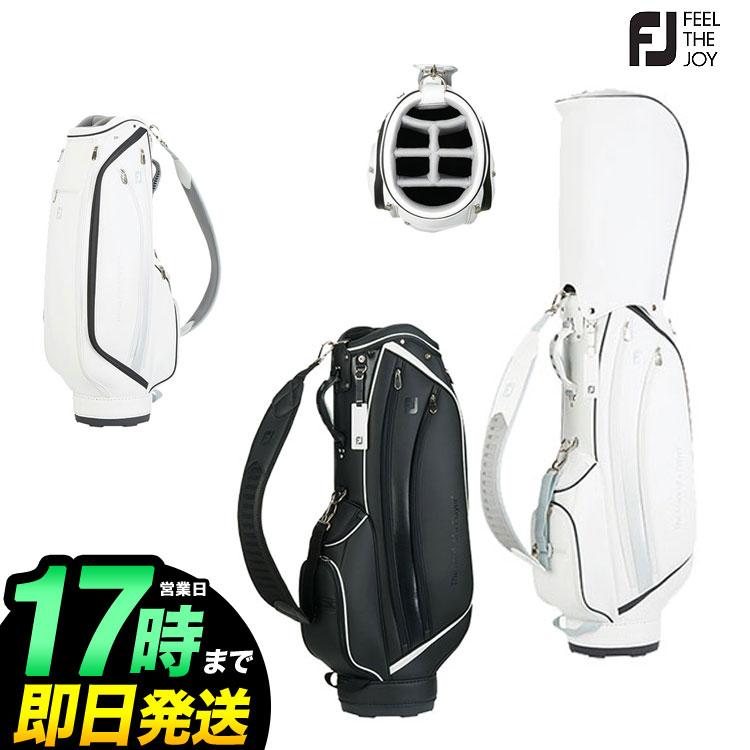 【日本正規品】 FootJoy フットジョイ ゴルフ FB18CT5 FJライトゴルフバッグ キャディバッグ ◎