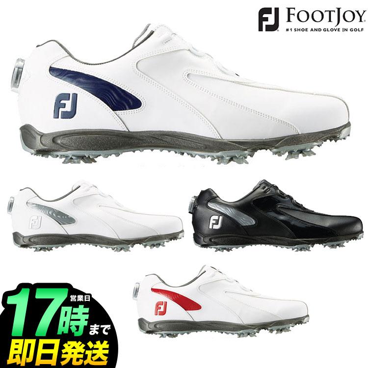 2019年モデル 日本正規品FOOTJOY フットジョイ ゴルフシューズ 19 EXL Spike Boa EXLスパイク ボア (メンズ)