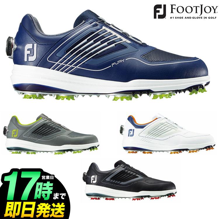 2019年モデル 日本正規品FOOTJOY フットジョイ ゴルフシューズ 19 FURY Boa フーリー ボア (メンズ)