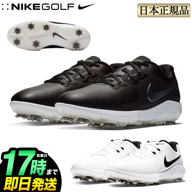 NIKE ナイキ ヴェイパー プロ AQ2196 メンズ ゴルフシューズ ワイド (靴ひもタイプ)