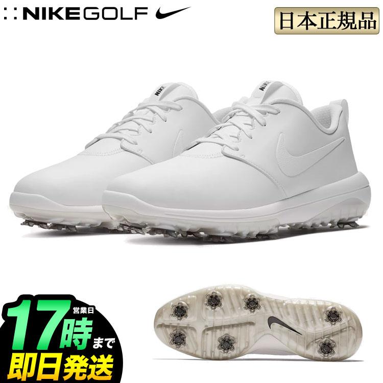NIKE ナイキ ローシ G ツアー AR5579-100 メンズ ゴルフシューズ ワイド (ホワイト)  (靴ひもタイプ)