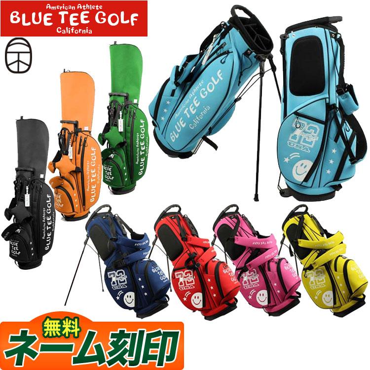 BLUE TEE GOLF ブルーティーゴルフ BTG-CB003 ストレッチ スタンド キャディバッグ スタンドバック キャディーバック