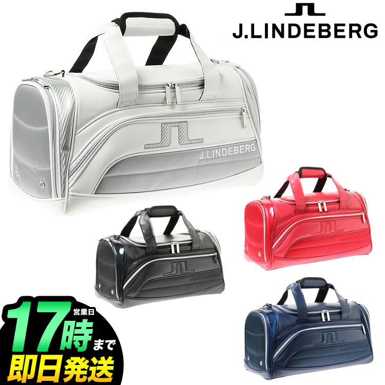 2019年モデル J.LINDEBERG Jリンドバーグ ゴルフ JL-118 28677 ボストンバッグ