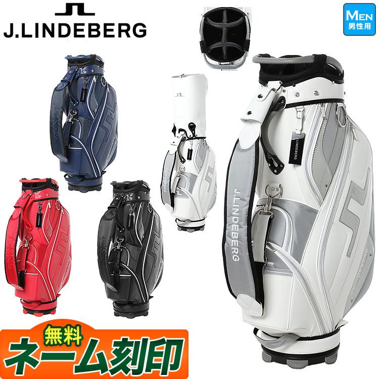 2019年モデル J.LINDEBERG Jリンドバーグ ゴルフ JL-018 28675 キャディバッグ キャディーバッグ