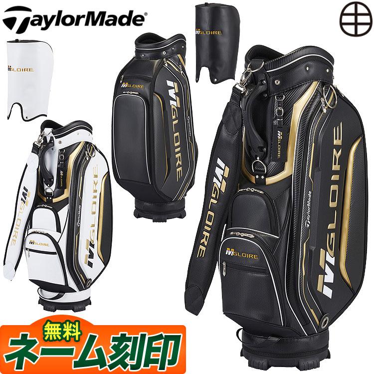 テーラーメイド ゴルフ TaylorMade KY449 M GLOIRE Mグローレ キャディバッグ キャディーバッグ