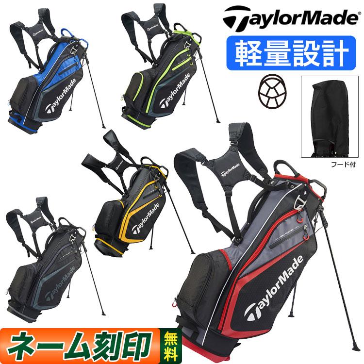 2019年 モデル テーラーメイド ゴルフ TaylorMade JJJ45 TM セレクトプラス スタンドバッグ キャディバッグ