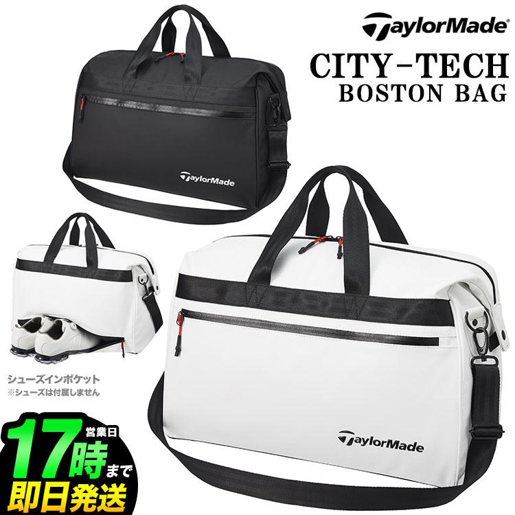 2020年モデル テーラーメイド ゴルフ TaylorMade KY840 CITY-TECH BOSTON BAG シティテック ボストンバッグ
