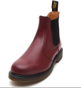 ドクターマーチン [Dr.Martens] ドクターマーチン サイドゴア ブーツ 2976 正規代理店商品   メンズ