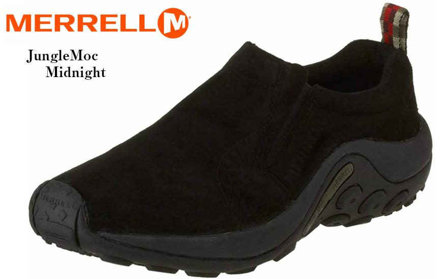 (メレル)MERRELL ジャングルモック JUNGLE MOC スリッポンカジュアルモックシューズ 60802 60788 60806 60826 レディス スッと履けるフィット感が心地よく、長時間歩くときも疲れを軽減 定番モデル