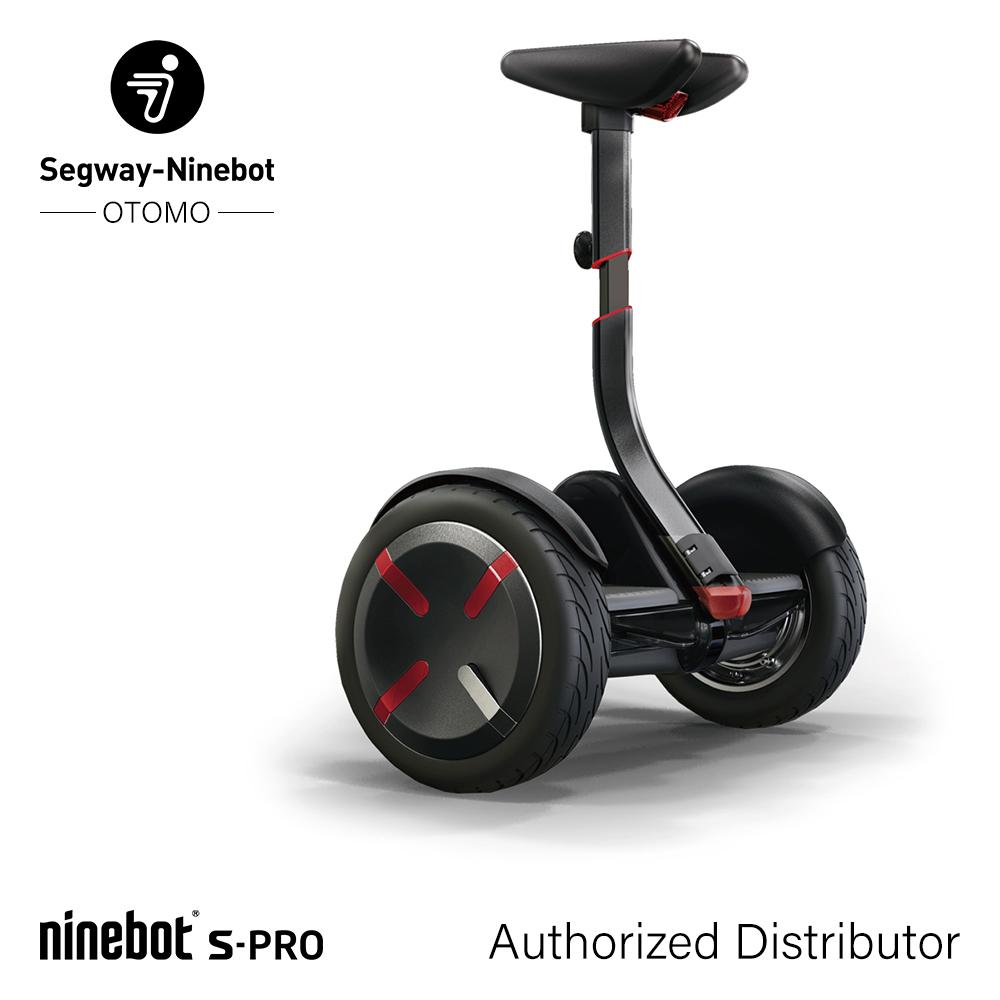 セグウェイ式車両 Segway Ninebot セグウェイ ナインボット エス・プロ 本体 次世代乗り物 近未来型モビリティ Ninebot S-Pro