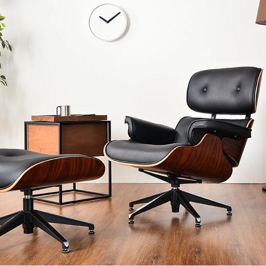 《送料無料》 イームズ ラウンジチェア オットマン イームズ リプロダクト デザイナーズチェア ミッドセンチュリー チェア 椅子 デザイナーズ おしゃれ パーソナルチェア デザイナーズ家具 Eames リラックスチェア