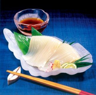 【ふるさと納税】美味イカ刺身セット
